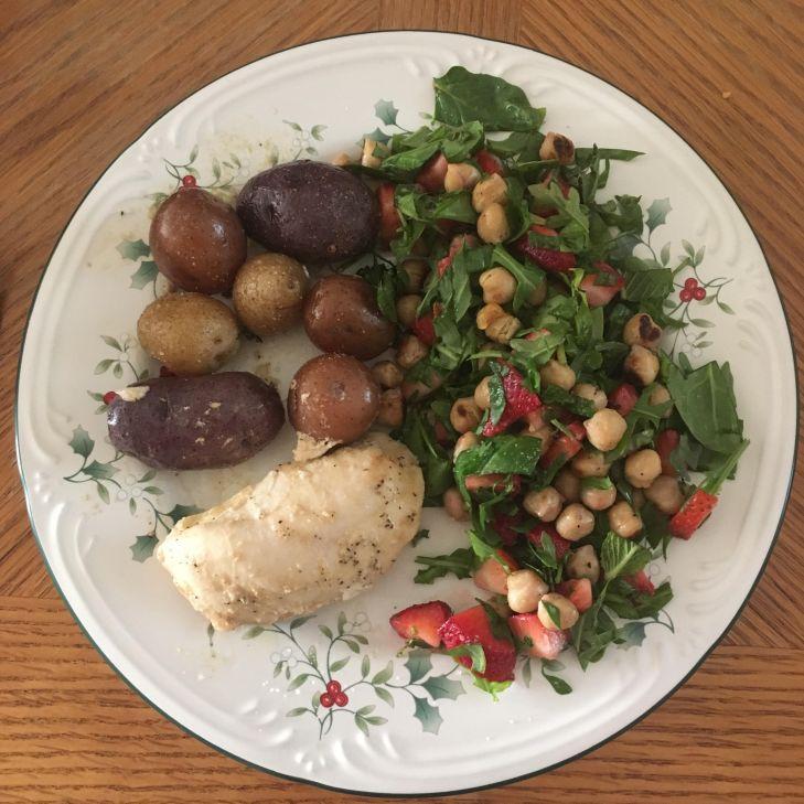 miso chicken plate 2